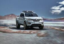 Renault Alaskan Concept : pick-up en vue