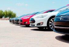 Tesla Model 3, pas avant 2017