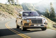 Bentley Bentayga : SUV de grand luxe