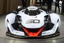 Hyundai N 2025 Vision Gran Turismo, elle turbine à 200.000 tours