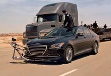Hyundai : la voiture autonome pas pour demain