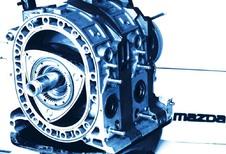 Mazda laat de Wankelmotor niet los