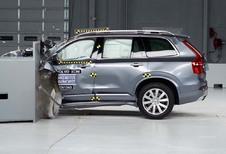 Volvo : le XC90 résiste à un super crash-test aux USA