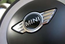 Mini: steeds grotere modellen