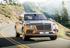 Bentley Bentayga op de Zoute Grand Prix (video)
