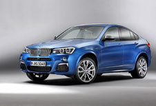 BMW X4 M40i avec un 3 litres