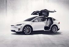 Tesla: Model X eindelijk onthuld