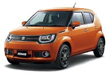 Comeback voor de Suzuki Ignis
