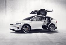Tesla is helemaal klaar met Model X