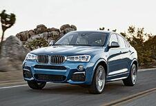 BMW X4 M40i: de officiële informatie