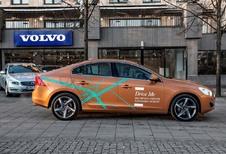 Volvo werkt aan autonome auto met Autoliv