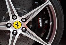 Ferrari Dino : prévue pour 2018 avec un V6 biturbo
