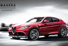 Alfa Romeo : un vrai SUV en 2016