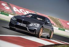 500 pk sterke BMW M4 GTS viert verjaardag M3