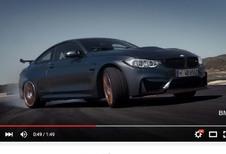 BMW M4 GTS : à l'assaut du Nürburgring