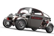 Toyota Kikai : comme un petit buggy…