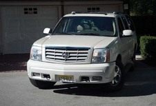 De Cadillac Escalade ESV van Tony Soprano geveild voor 120.000 dollar