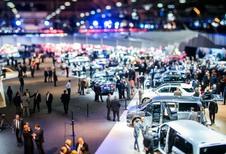 Salon auto Bruxelles 2016 : Palais 7