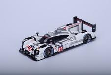 In het klein: Le Mans in het groot (Spark, 1/18)