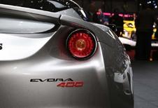 Lotus Evora 400 Roadster : elle arrive !