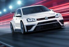 Volkswagen Golf GTI TCR: race-GTI