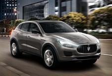 Maserati Levante: ook als oplaadbare hybride?