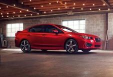 Subaru Impreza 2016 : plus technologique encore