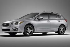 Subaru Impreza 2016 : voilà la 5 portes !