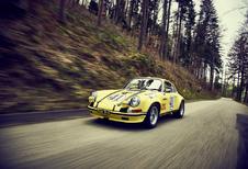 Porsche a restauré une 911 2.5 S/T de 1971