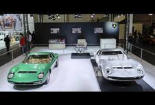50 ans de Lamborghini Miùra au Techno Classica