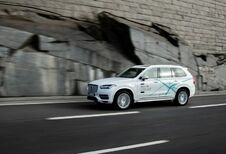 Volvo zal de zelfrijdende auto in China testen