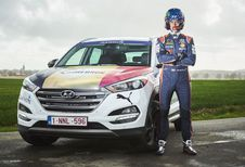 Thierry Neuville cherche copilote au Wings for Life World Run