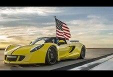 VIDÉO - Hennessey Venom GT : le cabriolet le plus rapide
