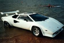 Une Lamborghini Countach amphibie à vendre