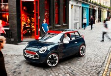 Mini Rocketman et Superleggera en vue ?
