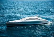 Jacht van Mercedes: Silver Arrows Marine
