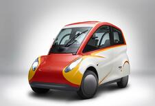 Shell past de T.25 van Gordon Murray aan