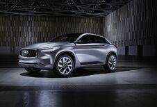 Infiniti QX Sport Inspiration: toekomstige compacte SUV