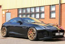 VIP Design radicalise la Jaguar F-Type R !