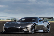 Aston Martin Vulcan homologuée pour la route