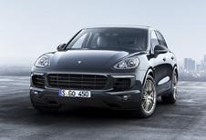 Als het nog wat meer mag zijn, de Porsche Cayenne Platinum Edition