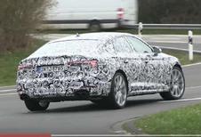 Audi A5 Sportback: ook als S5