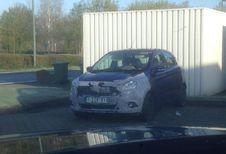 Toekomstige Ford Ka gespot op onze wegen