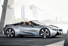 BMW i8 : plus de puissance et d'autonomie en 2017