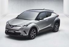 Toyota C-HR : une version musclée à l'étude ?