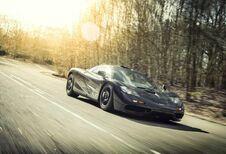 MSO met une McLaren F1 en vente