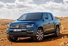 Opgefriste Volkswagen Amarok met grotere dieselmotor