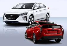 Hoe de Hyundai Ioniq de nieuwe Toyota Prius wil worden