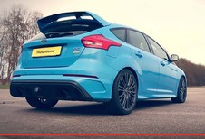 VIDEO – Ford Focus RS: 400 pk dankzij Mountune