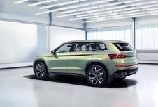 Skoda : le futur SUV s'appellera bien Kodiaq
